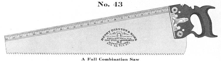 No. 43 1911 Catalog Illustration