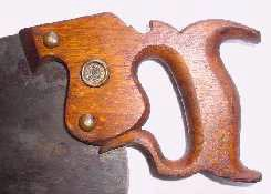 No. 7 panel saw handle