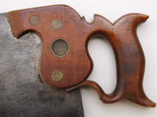 dating disston saws