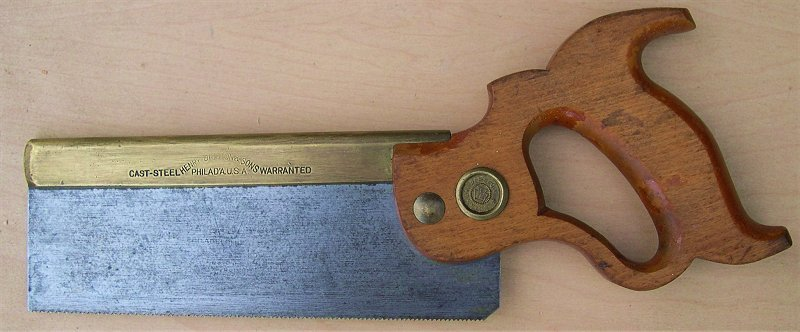 No. 5 Backsaw