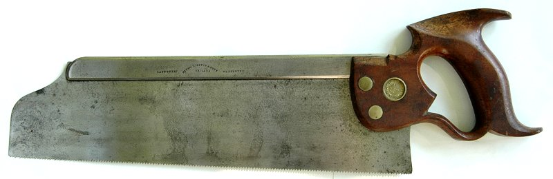 How to identify a valuable Disston handsaw