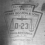 D-23 etch post-WWII