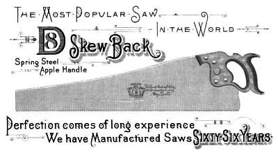 1906 D-8 Advertisement